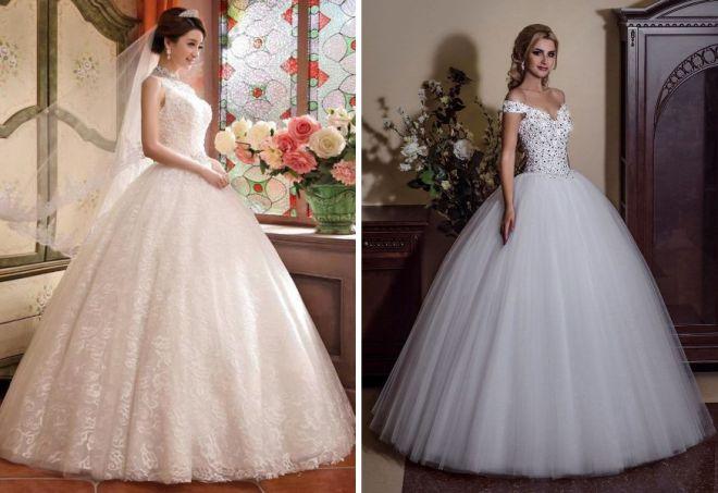 Krásné svatební šaty 2