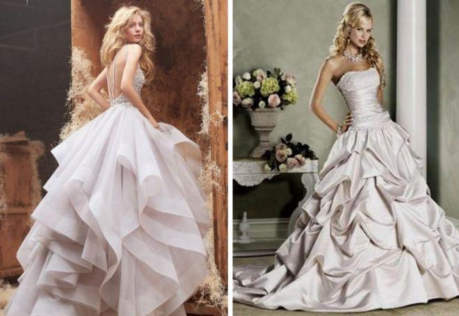 Krásné svatební šaty 6