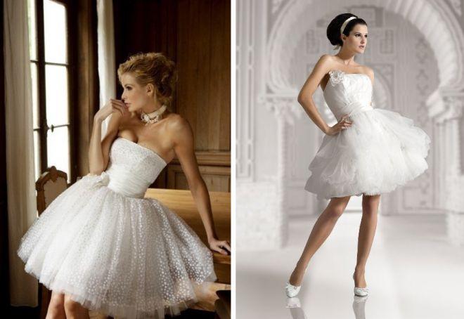 svěží svatební šaty 7