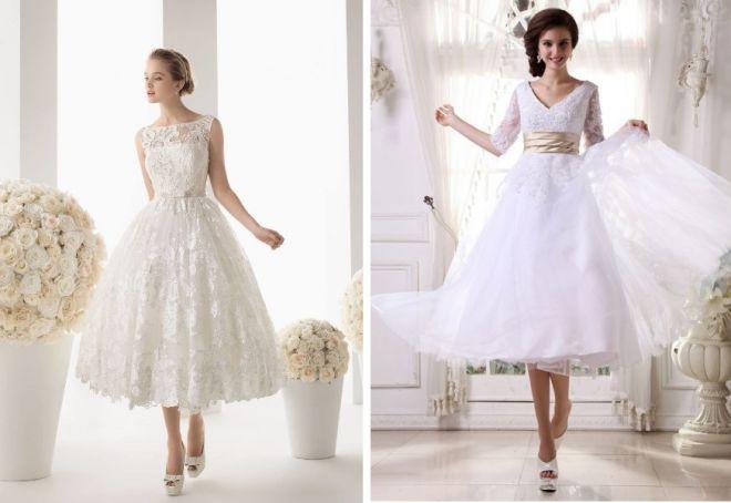 Krásné svatební šaty 8