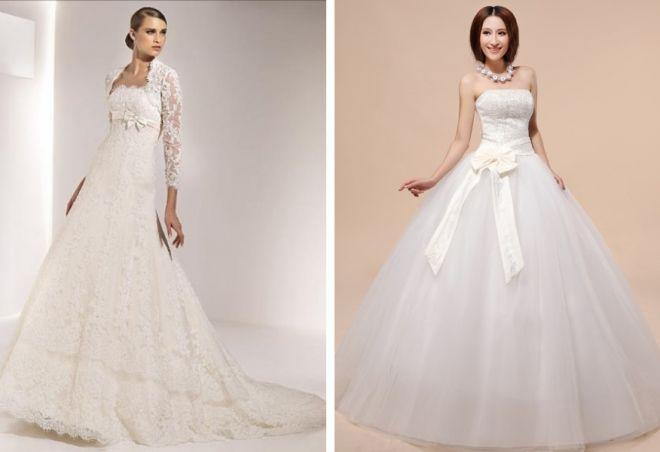 Krásné svatební šaty 9
