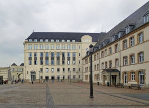 Дворец правосудия в Люксембурге