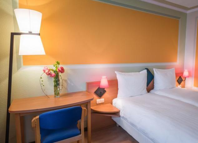 Отель Hotel Parc Belle-Vue