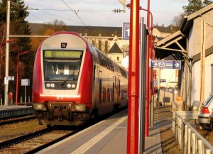 Поезд Люксембург — Клерво