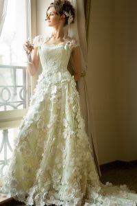 Luksuzne poročne obleke 7