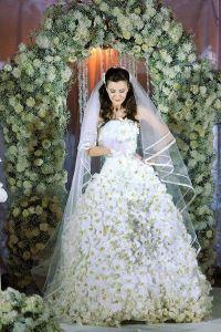 Luksuzne poročne obleke 8