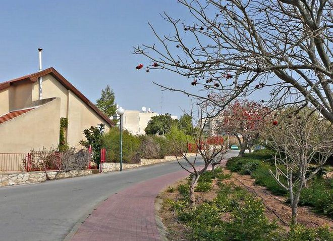 Улицы Маала-Адумим