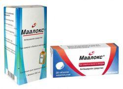 maalox podczas ciąży
