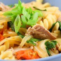 Kuhana kalorična tjestenina