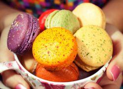 przepis na ciasteczka z makaronem