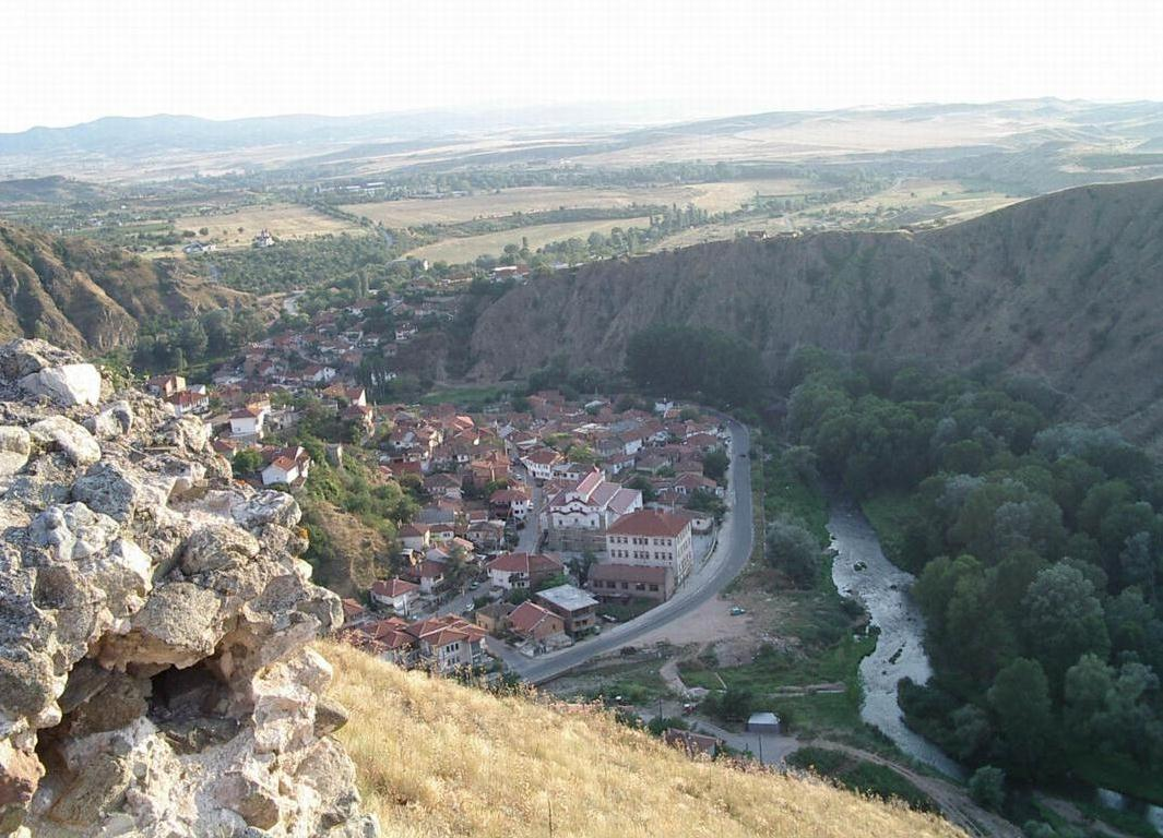 Деревня у подножия горы Малешево, Македония