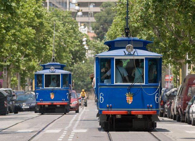 Муниципальный транспорт в Мадриде