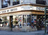 Сувенирный магазин Casa de Diego