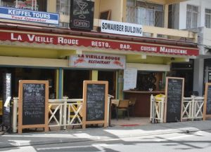 Ресторан La Vielle Rouge