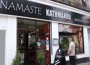 Ресторан Namaste Kathmandu