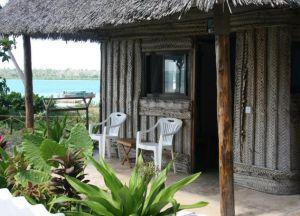 Отель Big Blue Mafia Island diving resort