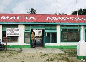 Аэропорт Мафия