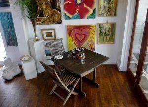 Ресторан Barefoot art food wine