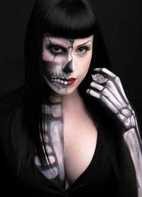 šminka za Halloween 5