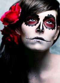 šminka za Halloween 6