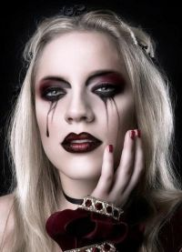 šminka za Halloween 7