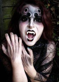 šminka za Halloween 8