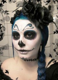 šminka za Halloween 9