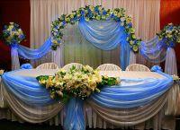 dekoracja sukna ślubnego3