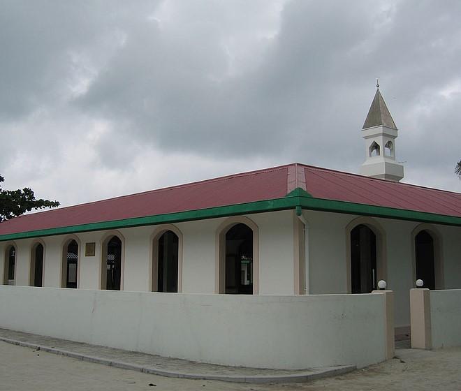 Мечеть Бандара