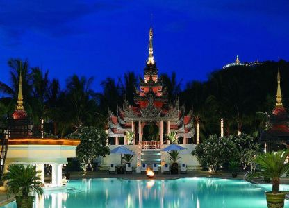 Отель Mandalay Hill Resort
