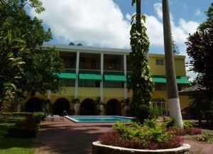 Отель Mandeville