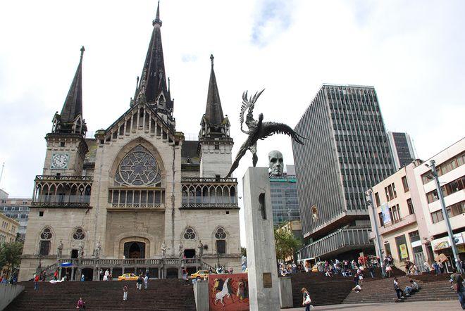 Кафедральный собор Манисалеса
