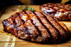 gotowanie marmurowej wołowiny