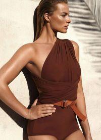 Марго Робби - идеальная модель для журналов