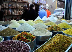 Агадирский рынок Souk El Had