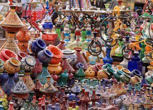 Рынок Касабланка