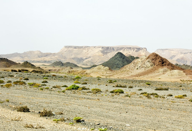 Дорога на Масире