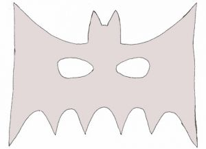jak zrobić maskę batmana1