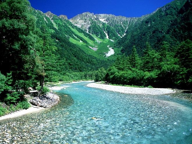 Долина Камикочи