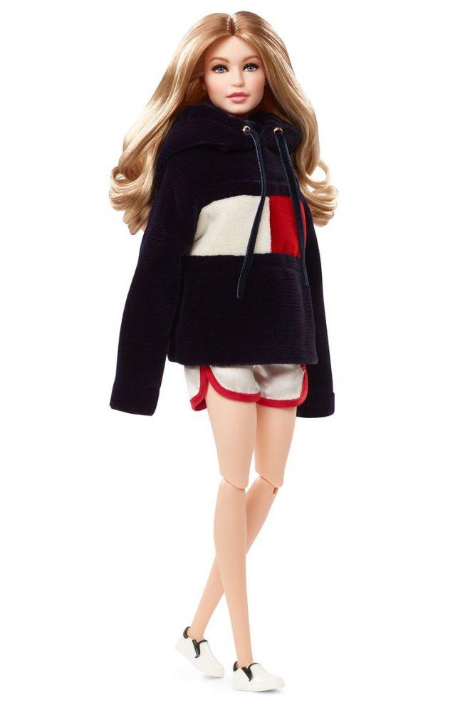 Кукла Барби Джиджи Хадид