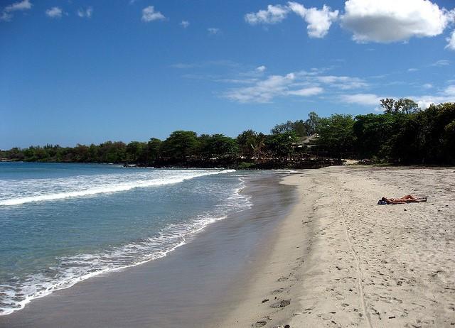 Пляж Тамарин