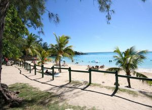 Пляж Перейбер на Маврикии
