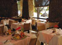 Отель Les Cocotiers ресторан
