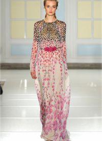 Maxi šaty 2014 2