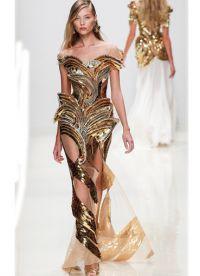 Maxi šaty 2014 5