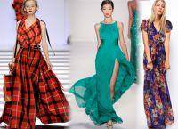 Maxi šaty 2014 8