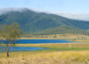 Озеро Маккай