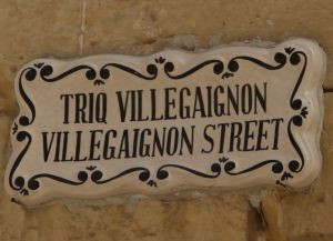 Villegaignon Street