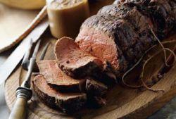 Mięso z wołowiny francuskiej