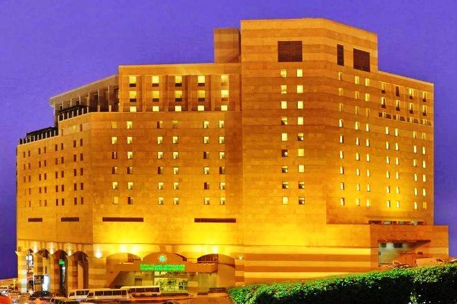 Отель Makarim Ajyad Makkah Hotel